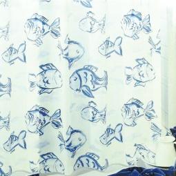 фото Штора для ванной Spirella Fidji