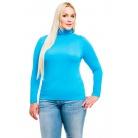 Фото Водолазка Mondigo XL 046. Цвет: бирюзовый. Размер одежды: 52