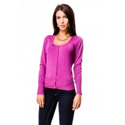 фото Жакет Mondigo 9721. Цвет: темно-розовый. Размер одежды: 46
