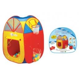 фото Палатка игровая с кольцом и корзиной Shantou Gepai 94768