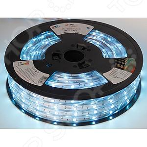 Лента светодиодная Эра 5050-220-30LED-IP67-RGB-eco-20m