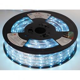 Купить Лента светодиодная Эра 5050-220-30LED-IP67-RGB-eco-20m