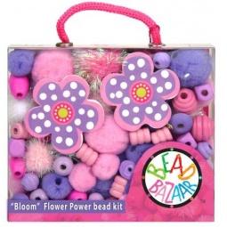 фото Набор для создания украшений Bead Bazaar «Энергия цветов»