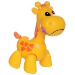 фото Фигурка 1 Toy «Жираф». Цвет: желтый