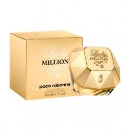 Купить Туалетная вода женская Paco Rabanne Lady Million Emg