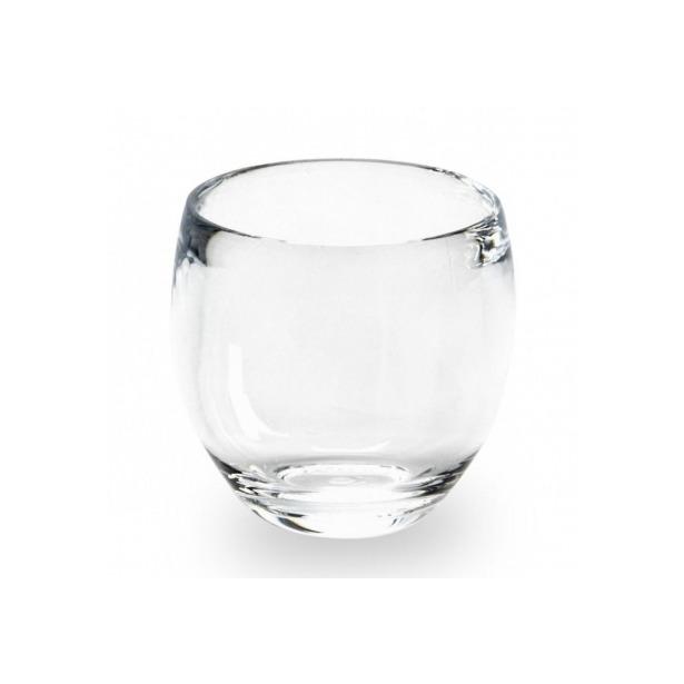 фото Стакан для ванной Umbra Droplet. Цвет: прозрачный
