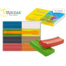 фото Набор пластилина Tukzar TZ 9166