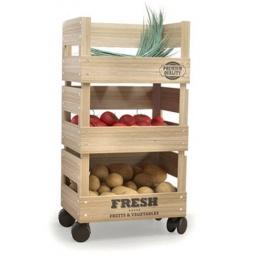фото Стеллаж для хранения овощей Balvi Fresh Market