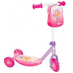 Купить Самокат трехколесный Mondo Barbie