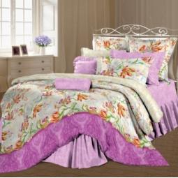 фото Комплект постельного белья Романтика «Констанция». 2-спальный