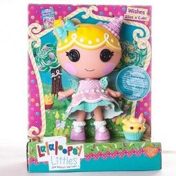 фото Кукла с аксессуарами Lalaloopsy «Пироженка»