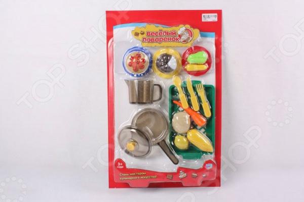 Игровой набор для девочки PlaySmart «Веселый поваренок» Р41345