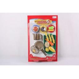 фото Игровой набор для девочки PlaySmart «Веселый поваренок» Р41345