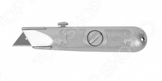 Нож строительный Зубр «Мастер» 09220_z01 изолента зубр мастер 1234 z01