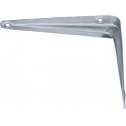 фото Уголок-кронштейн FIT. Цвет: серый. Размер: 75х100 мм. Толщина диска: 0,7 мм