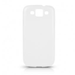 фото Накладка Samsung Galaxy SIII Onext Color. Цвет: белый