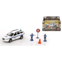 фото Модель коллекционная Пламенный Мотор Volvo «Полиция»