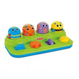 фото Игрушка развивающая Fisher Price Жучки веселые. Блестящие основы