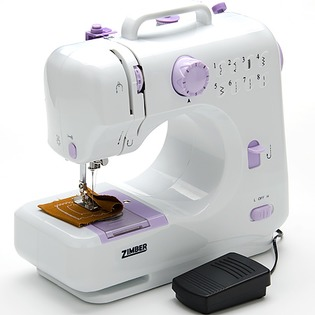 Купить Швейная машина Zimber ZM-10935