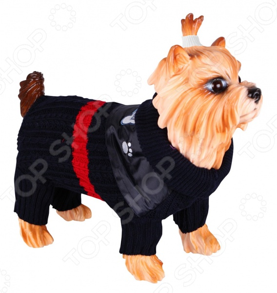Свитер для собак DEZZIE 562522 свитер попона для собак dezzie 563560