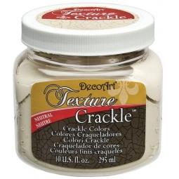 фото Текстурное средство DecoArt Texture Crackle Нейтральный