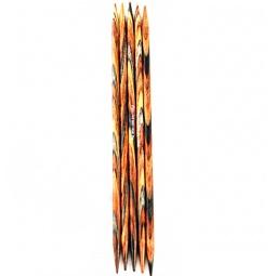 фото Спицы чулочные Prym Natural. Длина: 20 см. Диаметр: 4,5 мм