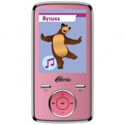 фото MP3-плеер Ritmix RF-7650M. Цвет: розовый