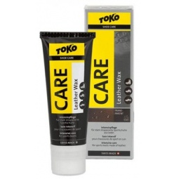 Купить Пропитка TOKO Shoe Care Leather Wax Transparent - Silicone