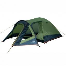 фото Палатка ATEMI TAIGA 4, без стоек для тента. В ассортименте