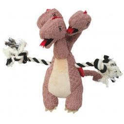 фото Игрушка для собак DEZZIE «Коричневый дракон»