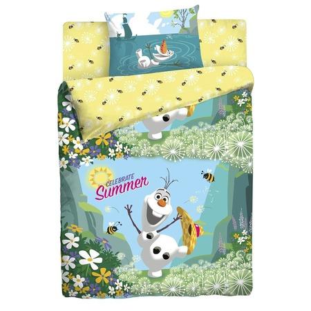 Купить Детский комплект постельного белья Disney «Холодное сердце»