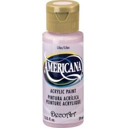 фото Краска акриловая DecoArt Премиум Americana. Цвет: сиреневый