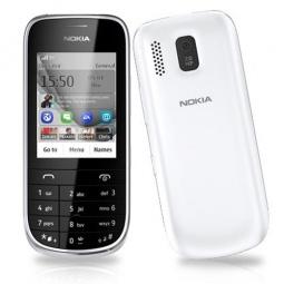 фото Мобильный телефон Nokia 203 Asha. Цвет: белый