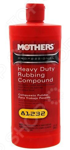 Полироль-паста тонкоабразивная для глубокой очистки Mothers MS81232 Professional полироль пластика goodyear атлантическая свежесть матовый аэрозоль 400 мл