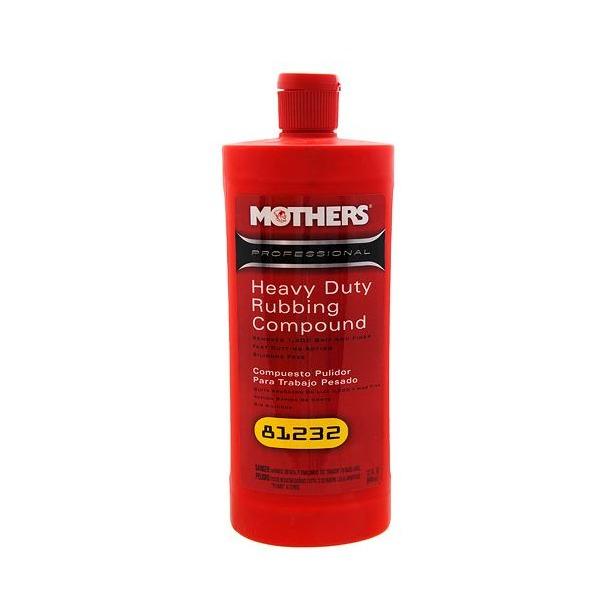 фото Полироль-паста тонкоабразивная для глубокой очистки Mothers MS81232 Professional