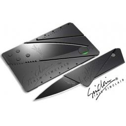 Купить Нож-карточка складной CardSharp 2