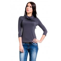 фото Водолазка Mondigo 211. Цвет: темно-серый. Размер одежды: 42