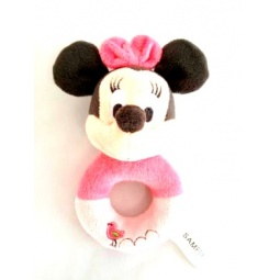 фото Игрушка-погремушка Disney «Минни»