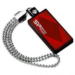 фото Флешка Silicon Power Touch 810 64Gb. Цвет: красный