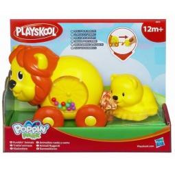 Купить Игрушка развивающая Hasbro Львица со львенком