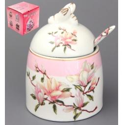 Купить Горшочек для меда Elan Gallery «Орхидея на розовом»
