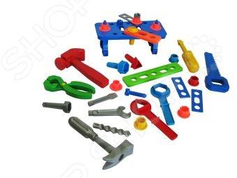 Игровой набор для мальчика Игрушкин 25287 набор игровой red box набор инструментов 65105 65105