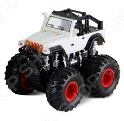 Машинка инерционная полноприводная Yako 6502-1. В ассортиментеМашинки<br>Товар продается в ассортименте. Внешний вид и цвет изделия при комплектации заказа зависит от наличия товарного ассортимента на складе. Машинка полноприводная 6502-1 это реалистичная копия настоящего монстр-трака. Модель выпущена известной компанией по производству игрушек Yako. Автомобиль изготовлен из качественных материалов и обладает потрясающей детализацией. Главной его особенностью является сменный корпус, который можно найти в комплекте. Кроме того, внедорожник оснащен фрикционным механизмом, что сделает игровой процесс еще более захватывающим. Машина без проблем преодолевает подъем в 30 , а при постановке на дыбы она вращается вокруг своей оси. Игра на детской площадке или в песочнице с такой машинкой надолго займет малыша и не даст ему заскучать. Яркий джип разнообразит игровые ситуации, откроет новые сюжеты для маленького автолюбителя и поможет развить мелкую моторику рук, внимание, воображение и координацию движений. Не упустите шанс порадовать ребенка замечательным подарком!<br>