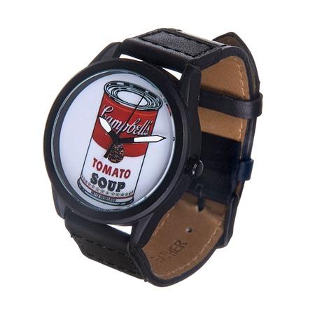 Купить Часы наручные Mitya Veselkov Tomato soup MVBlack