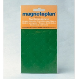 фото Набор магнитов символьных Magnetoplan. Цвет: красный