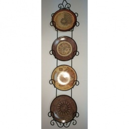 фото Набор тарелок настенных Феникс-Презент 36253