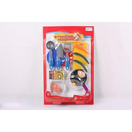 Купить Игровой набор для девочки PlaySmart «Веселый поваренок» Р41346