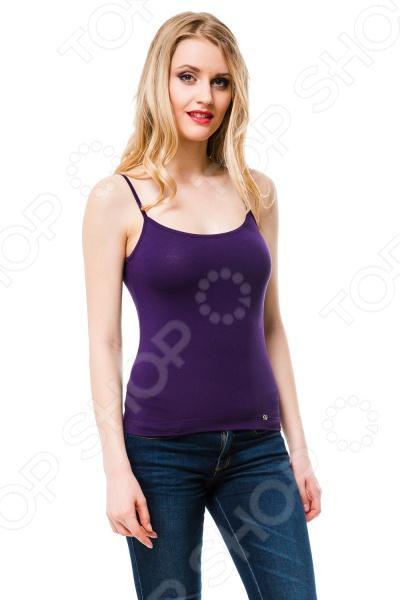 Майка Mondigo 551. Цвет: темно-фиолетовый