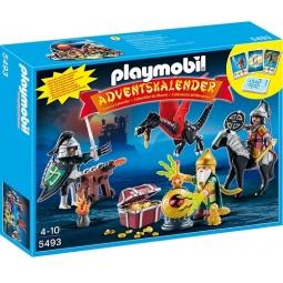 фото Конструктор игровой Playmobil «Набор календарь. Битва за сокровища»