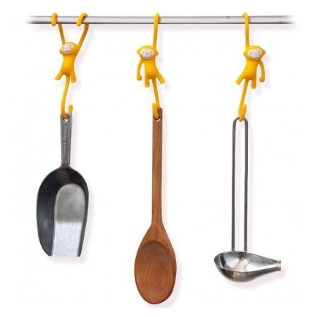 Купить Крючки кухонные Monkey Business Just hanging